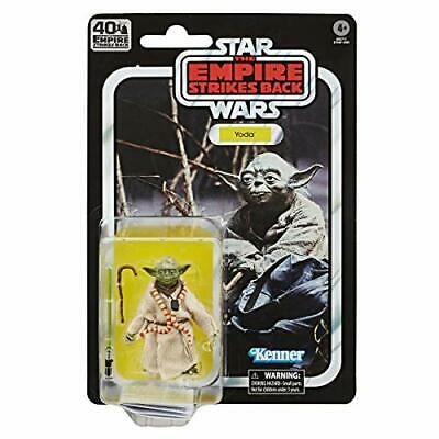 AU46.52 • Buy Star Wars The Black Series Yoda 15 Cm Scale Star Wars: The Empire Strikes Back