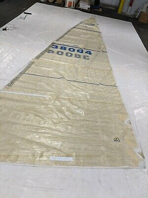 $245 • Buy Laminate Main Sail By Doyle For Sydney 38 In Poor Condition 49' Luff