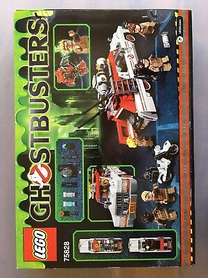 LEGO 75828 - Ghost Busters Ecto 1&2 - NEW Factory Sealed - 2016 • 78£