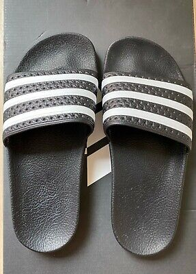 AU53.50 • Buy Adidas Adilette Comfort Slides Black (Brand New In Box $50RRP)