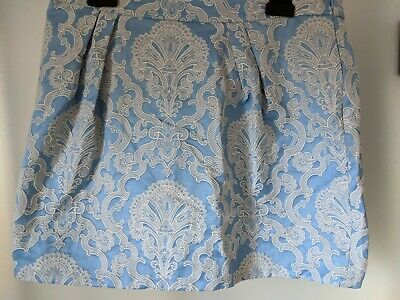 AU39 • Buy Forever New  Brocade Fabric Size 16 Mini Skirt Length - 43 Cm As New