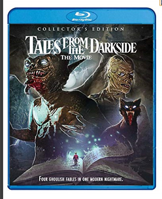 PB HORROR-TALES FROM THE DARKSIDE-THE MOVIE (COLLECTORS EDITION/BLU- Blu-Ray NEW • 21.22£