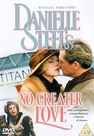Danielle Steel's No Greater Love • 1.85£