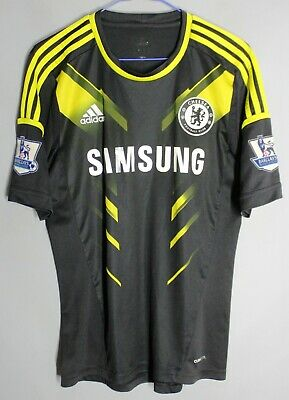 Fc Chelsea London England 2012/2013 Third Football Shirt Jersey Size Size S • 24.99£
