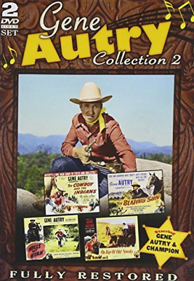 Autry,gene-gene Autry Collection 2 Dvd New • 12.05£