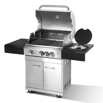 AU647.95 • Buy Grizze Outdoor Kitchen Gas BBQ Grill Propane Stainless Steel Stove 4 Burners