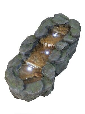 Small Slate River Garden Water Feature • 135£
