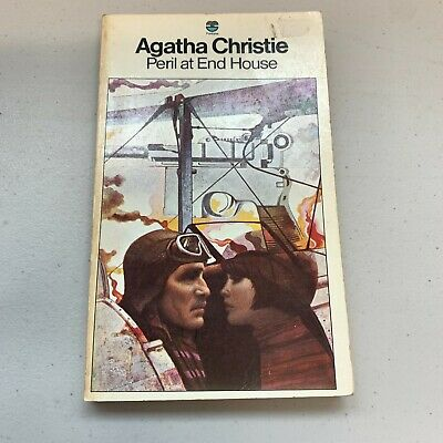 £5 • Buy Agatha Christie Peril At End House Vintage Fontana Paperback 1977