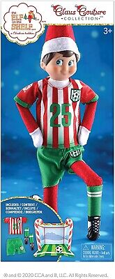 AU24.57 • Buy The Elf On The Shelf Claus Couture North Pole Goal And Gear
