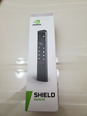 $ CDN78.90 • Buy Newest Official NVIDIA Shield TV Remote Brand New Fast Shipping (Sealed In Box)