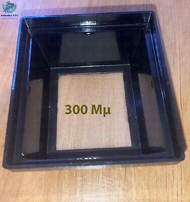 £8.99 • Buy Hobby Artemia Professional Sieve 300 Micron Mesh - Small Particles/Food