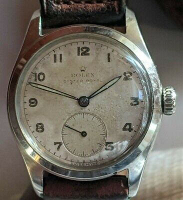 $ CDN1955.10 • Buy Vintage ROLEX OYSTER ROYAL Ref. 6144 Men's  Watch