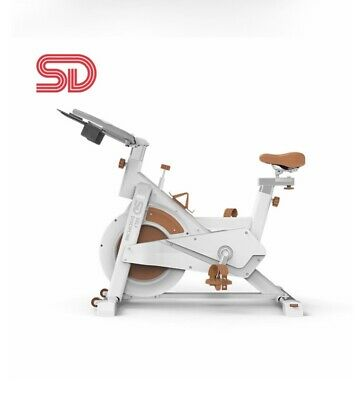 Exercise Spin Bike - With Heart Sensor And IPad Holder • 239£