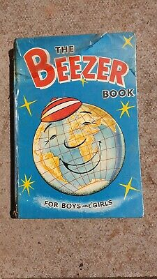 The Beezer Book For Boys And Girls 1961  • 8£