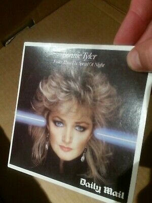 Bonnie Tyler / Faster Than The Speep Of Night - Daily Mail  Promo • 0.99£