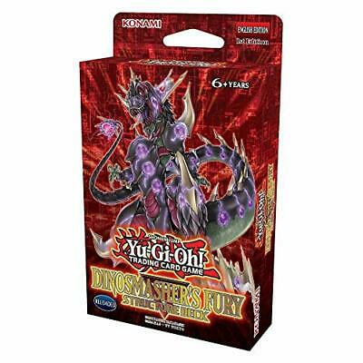 AU19.42 • Buy Yu-Gi-Oh DISMRP Dinosmashers Fury Structure Deck-Unlimited Edition