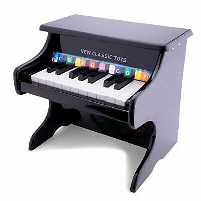 New Classic Toys Wooden Piano With Music Book For Toddlers 3 Years Old Boys And • 53.99£
