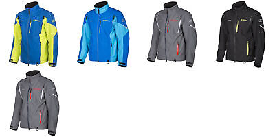 $ CDN436.55 • Buy KLIM Tomahawk Parka Cold Weather Off-road Snowmobile All Colors & Sizes