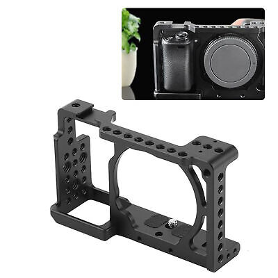 AU35.93 • Buy Sony A6000 A6300 NEX7 Camera Cage Kit Aluminum Alloy Camera Cage With 1/4 Inch