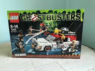LEGO 75828 - Ghostbusters Ecto 1 & 2  - NEW Factory Sealed   • 85£