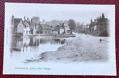 Chalfont St Giles The Village Buckinghamshire Post Card  • 3.20£