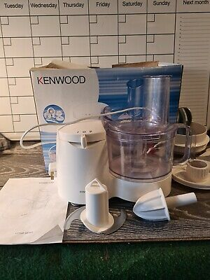 Kenwood Compact FP108 Food Processor, 300W Boxed With Lots Of Accessories  • 36.99£