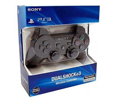 NEW PS3 Controller PlayStation 3 DualShock 3 Wireless SixAxis Controller GamePad • 12.99£