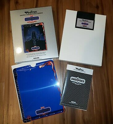 £46.77 • Buy Vectrex Dark Tower BOXED, Complete Manual, Overlay - BRAND NEW!