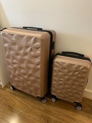 Hard Shell Pink Suitcase Set  • 48.99£