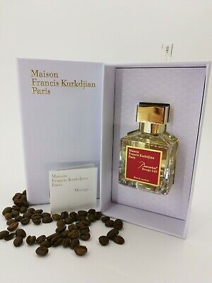 Maison Francis Kurkdjian Baccarat Rouge 540. Unisex. 70ml. New In Box • 9.76£