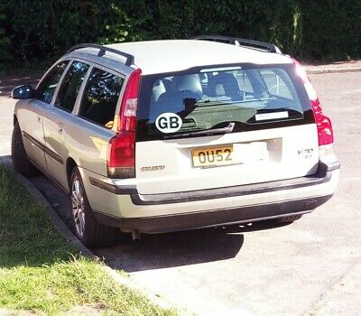 Volvo V70 2003 Petrol Auto Spares Or Unlikely Repair • 165£