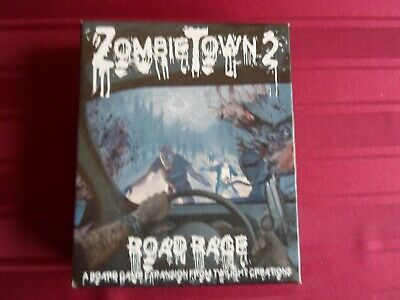 Zombie Town 2 Road Rage Board Game Expansion RARE BARGAIN  • 5.99£