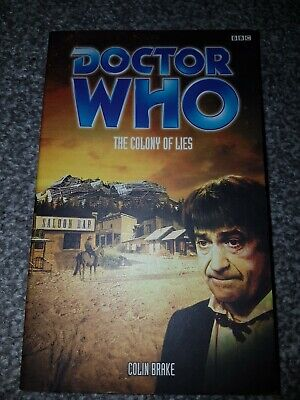 Doctor Who The Colony Of Lies • 14.50£