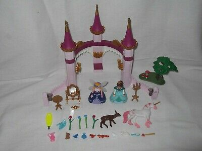Playmobil The Movie - Maria In The Fairy-tale Castle - Set 70077 VGC K • 13.99£