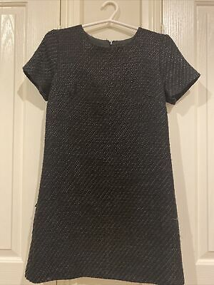 AU20 • Buy ASOS Black Boucle Shift Dress
