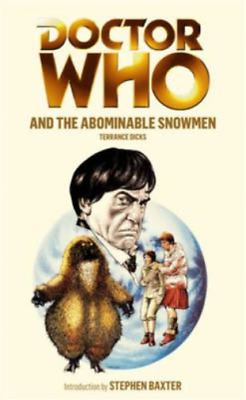 Doctor Who And The Abominable Snowmen, Dicks, Terrance, Used; Good Book • 3.28£