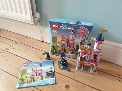 Lego 41152 Disney Princess Sleeping Beauty's Fairytale Castle 100% Complete • 8.90£
