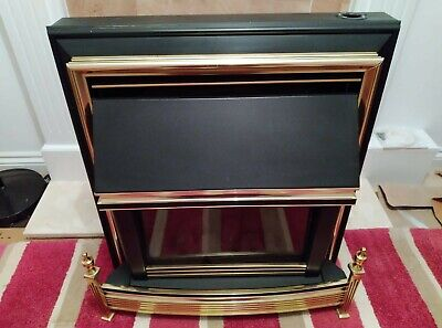 £165 • Buy Gas Fire With Flue Robinson Willev Salisbury SR £165.00 Collection  Kettering.