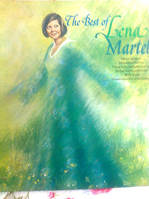 The Best Of Lena Martell Lp • 2.99£