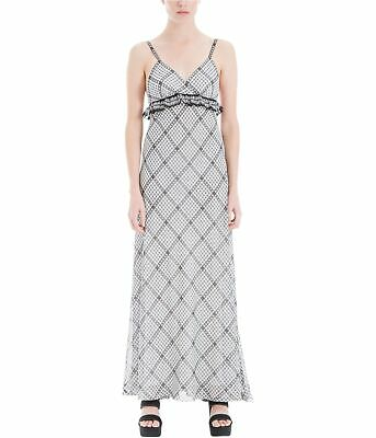 AU70.01 • Buy Max Studio London Womens Ruffled Maxi Dress