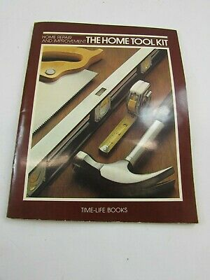 AU13.14 • Buy The Home Tool Kit Repair And Improvement Time Life Books Paperback 1981 34428