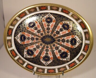 Royal Crown Derby 1128 Imari Miniature Teaset Tray First Quality • 82.99£