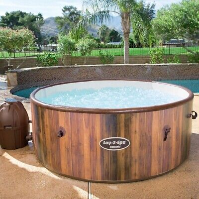 Lay Z Spa Helsinki 6-8 Person Inflatable Hot Tub - BRAND NEW 2021 Model✅ • 1,049.99£