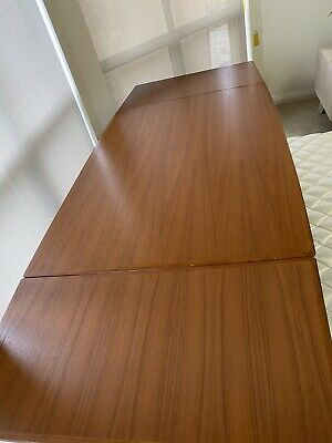 AU450 • Buy Vintage Retro Extendable Teak Dining Table