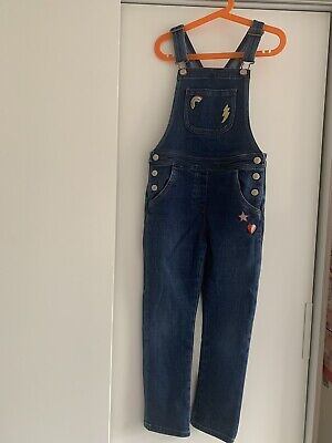 Boden Girls Dungarees 7-8 Years  • 3.20£