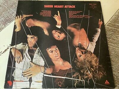 QUEEN SHEER HEART ATTACK VINYL LP ( Original 70s Vinyl) • 10.80£