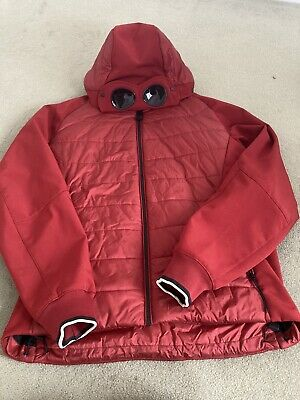 CP Company - Down Filled Shell Goggle Jacket - 2XL (54) - 100% Genuine  • 82£