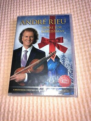 Andre Rieu...home For Christmas...new Factory Sealed • 8.99£
