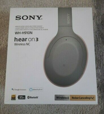 Sony WH-H910N Noise Cancelling Wireless Headphones  • 175£