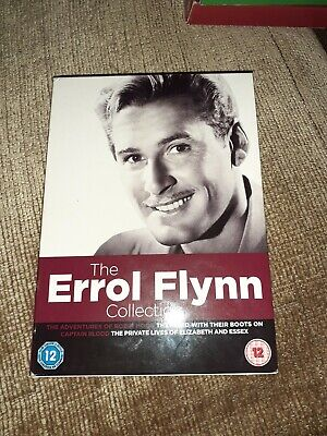 The Errol Flynn Collection [DVD] [1939] DVD, Errol Flynn, • 7.99£
